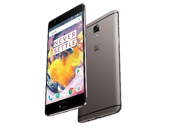 दमदार स्मार्टफोन वनप्लस 3टी अब वनप्लस स्टोर पर उपलब्ध