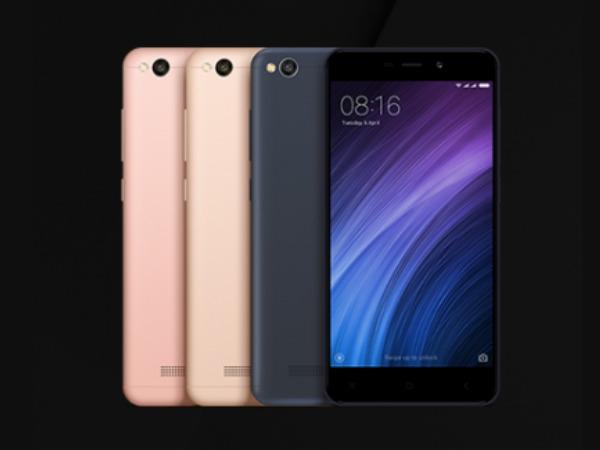 लॉन्च हुआ स्मार्टफोन श्याओमी रेड्मी 4ए, जानें कीमत और फीचर्स