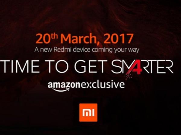 20 मार्च को भारत में लॉन्च होगा श्याओमी रेड्मी 4, जानें कीमत