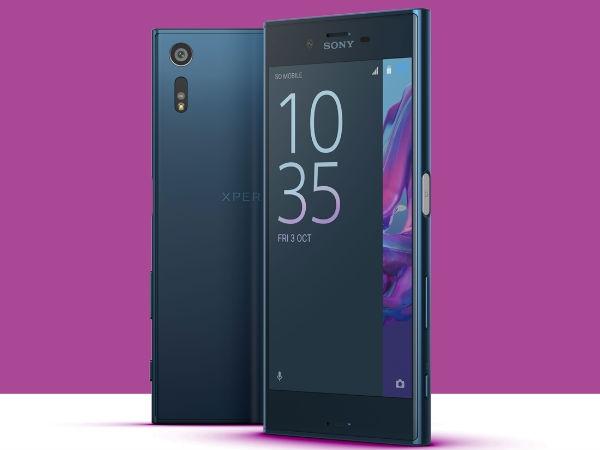 सोनी के फ्लैगशिप स्मार्टफोन Xperia XZ की कीमत हुई कम