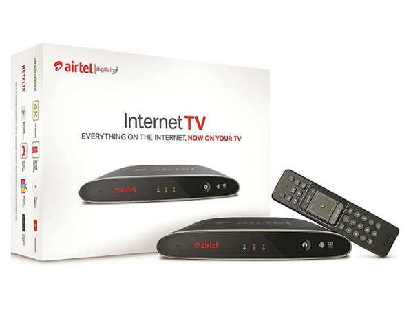 एयरटेल का नया टीवी, अब इंटरनेट का मजा स्मार्ट भी और 'इंटरनेट' भी