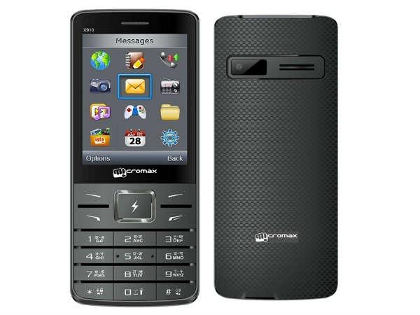 माइक्रोमैक्स भारत 1 VoLTE फोन, कीमत 1999 रुपए