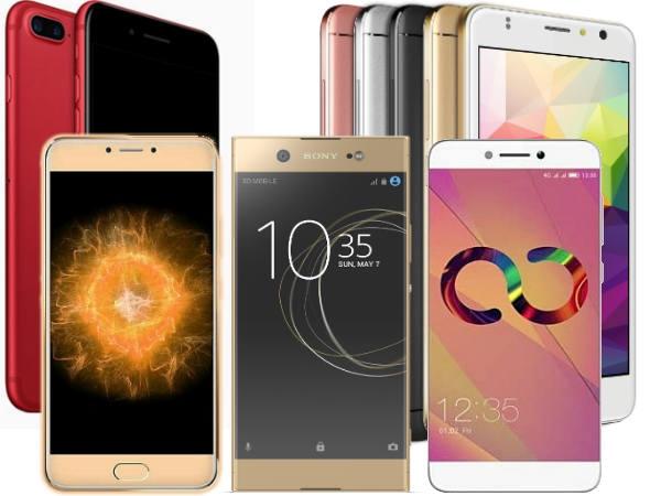 पिछले हफ्ते लॉन्च हुए ये स्मार्टफोन, जानें इनकी कीमत और खासियत