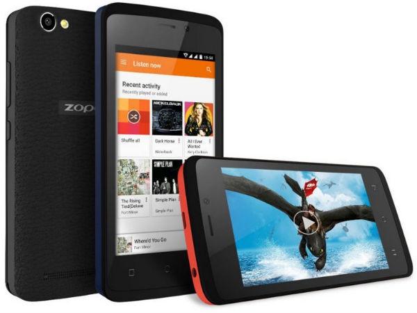 ज़ोपो कलर एम4 स्मार्टफोन लॉन्च, कीमत और फीचर्स कर देंगे हैरान