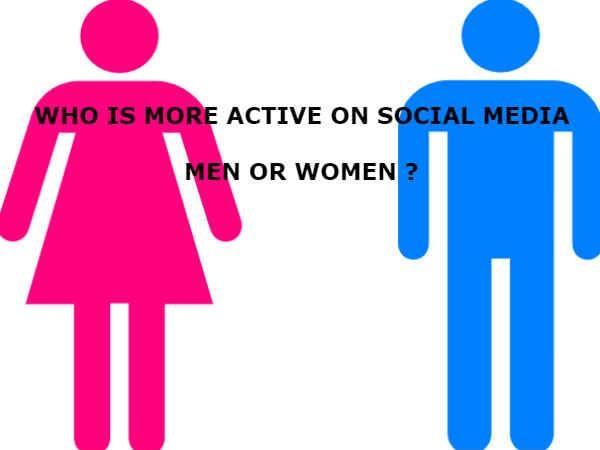 पुरुष या महिलाएं, कौन है सोशल मीडिया पर ज्यादा एक्टिव?