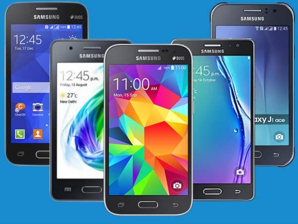 ये हैं सैमसंग बजट स्मार्टफोन, कीमत 6000 रु से भी कम