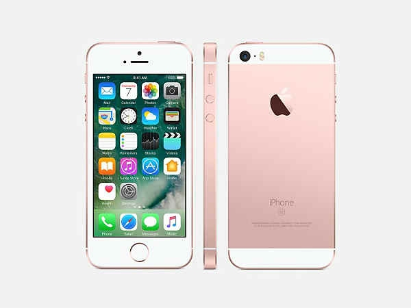 27,200 कीमत के साथ इंडिया में iPhone SE की बिक्री शुरू