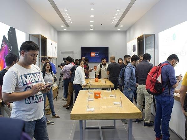 भारत का पहला श्याओमी 'मी होम' यानी Mi फोन्स स्टोर से खरीद सकते हैं