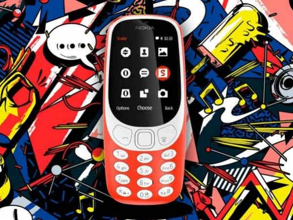 नोकिया 3310 (2017) की सेल शुरू ऑफलाइन स्टोर्स पर मिलेगा फोन