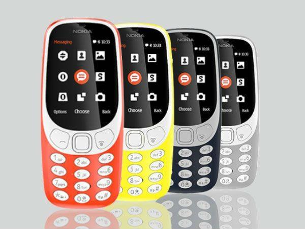 नोकिया की भारत में दस्तक, नोकिया 3310 लॉन्च, जानें कीमत और फीचर