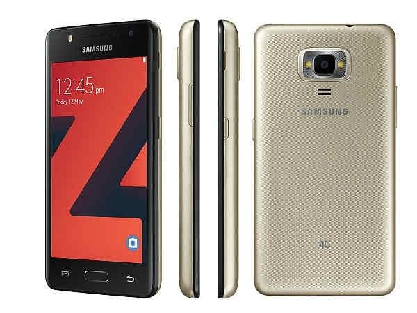 सैमसंग का नया स्मार्टफोन ज़ेड4 आज से सेल पर, साथ में फ्री हैं दो कवर्स