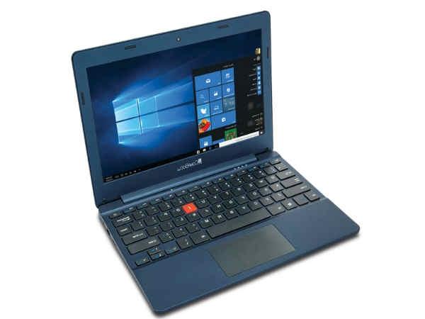 स्मार्टफोन की कीमत पर iBall ने लॉन्च किया लैपटॉप