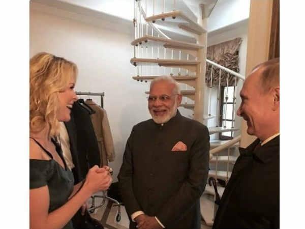 रिपोर्टर ने मोदी से पूछा, क्या आप ट्विटर पर हैं? मोदी ने दिया शानदार जवाब