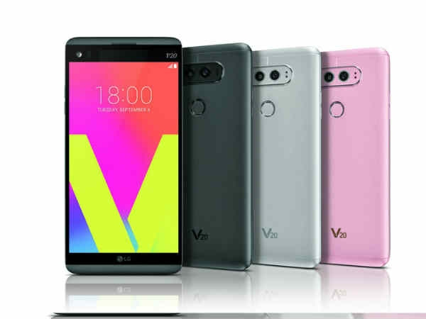 आधी कीमत पर मिल रहा है, LG V20 स्मार्टफोन !