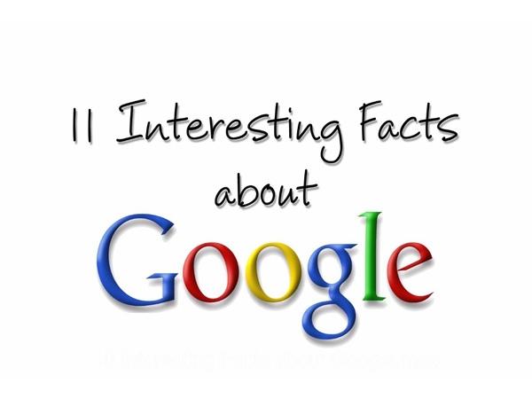 गूगल के बारे में ये मजेदार फैक्ट नहीं जानते होंगे आप !