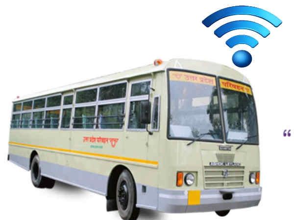 अब रोडवेज बस यात्री भी ले सकेंगे इंटरनेट का मजा