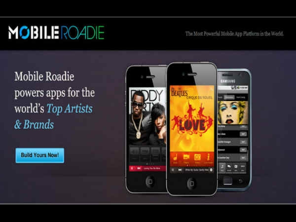 Mobile Roadie-