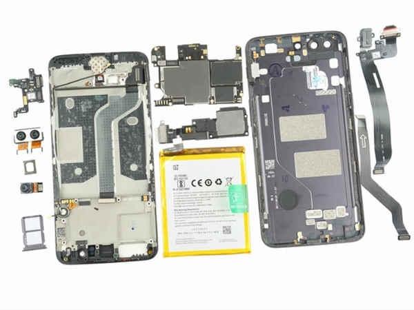 OnePlus 5 का कर दिया पोस्टमार्टम, अंदर दिखा हैरान करने वाला नजारा