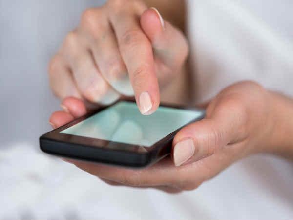 सैकेंड्स में ठीक करें स्मार्टफोन की टच स्क्रिन !