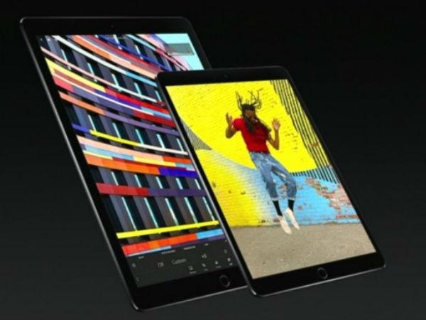 10.5 एपल आईपैड प्रो में है रेटिना डिस्प्ले और फ़ास्ट चार्जिंग सपोर्ट