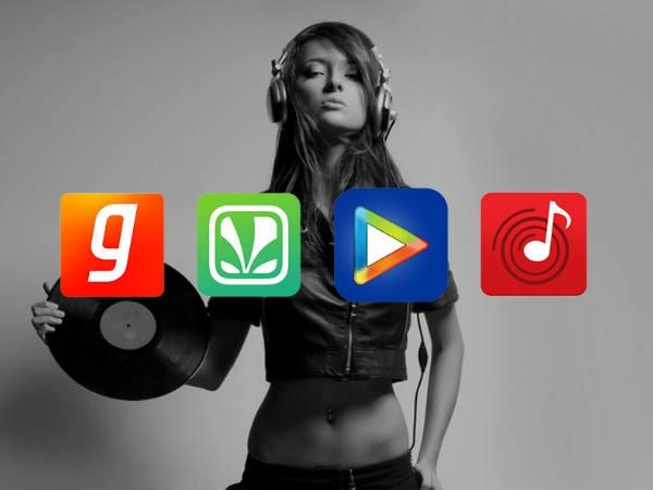 फ्री म्यूजिक का मजा लेना है तो डाउनलोड करें ये एप्स