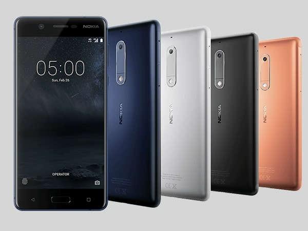 15 जून से इंडिया में अबेलेवल होंगे नोकिया 3, 6 और 5 स्मार्टफोन