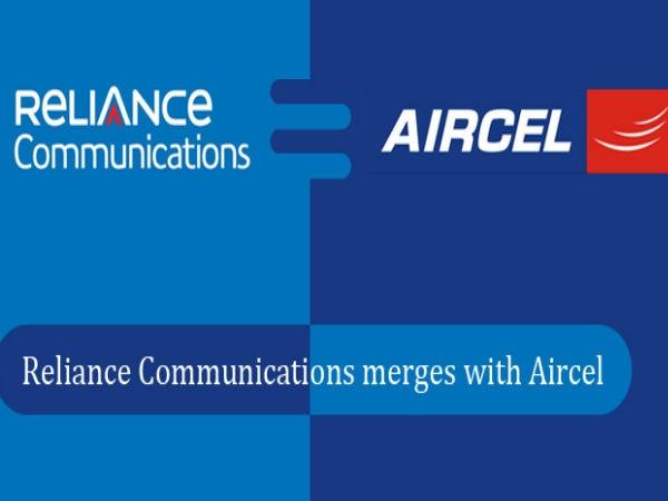 आरकॉम और एयरसेल की मर्ज कंपनी होगी एयरकॉम : अनिल अंबानी