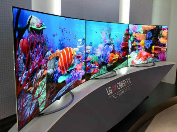 LG ने लॉन्च किया दुनिया का सबसे स्लिम टीवी