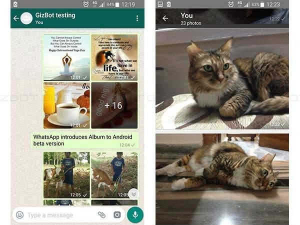 iOS के बाद एंड्रायड बीटा पर आया व्हाट्सऐप का नया फीचर