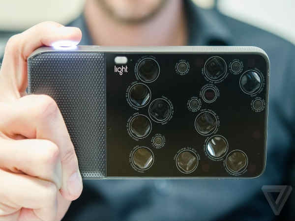 DSLR को टक्कर देगा 16 कैमरा से लैस ये डिवाइस