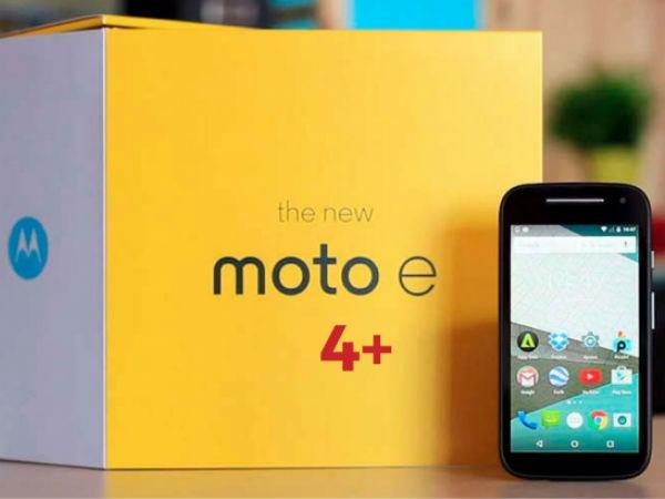 कम कीमत और 5000mAh बैटरी के साथ मोटोरोला ई4 प्लस स्मार्टफोन लॉन्च