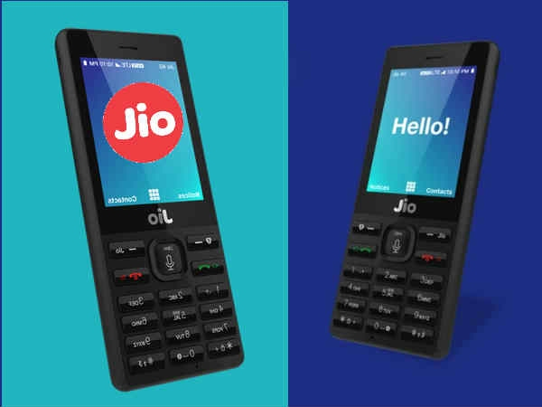 Jio Phone will be present in two variants