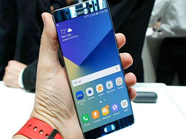 Samsung Galaxy Note 7 Refurbished को लेकर सैमसंग ने की घोषणा