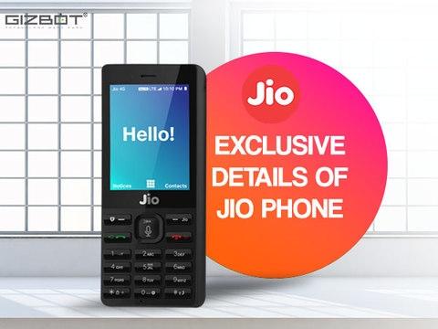 यहां मिलेगी Jiophone से जुड़ी हर Exclusive जानकारी