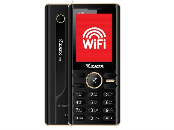 Wi-fi और बिग बैटरी के साथ लॉन्च हुआ Ziox का 'S333 Wi-Fi', कीमत 1,993 रु