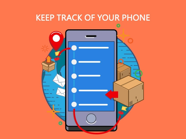 Keep Track of Your Mobile Device