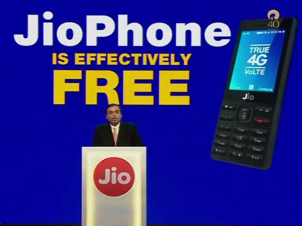 जियोफोन के लिए मिलियन की संख्या में बुकिंग, अब ये होगा अगला कदम