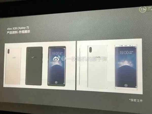 5 कैमरे और ऑन स्क्रीन फिंगरप्रिंट सेंसर से लैस होगा vivo का ये स्मार्टफोन