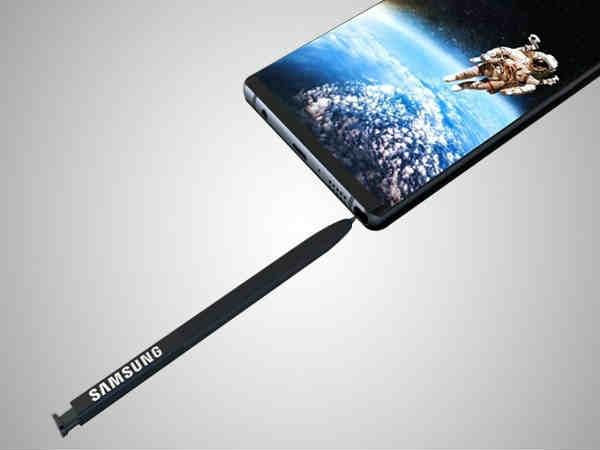 Samsung Galaxy Note 8 आज  8:30 बजे दुनिया के सामने होगा पेश