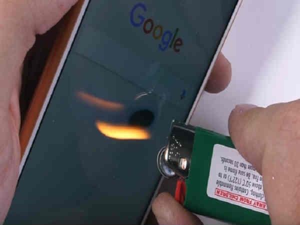 Video: स्क्रैच, बैंड और जलाने के बाद, ऐसा हुआ Nokia 3 का हाल