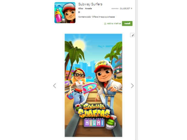 Subway Surfers-