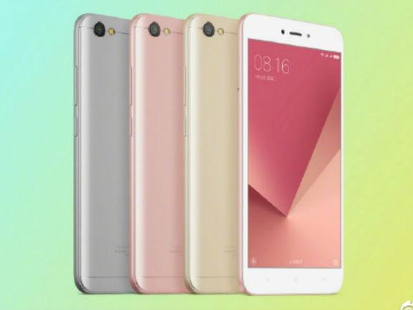 श्याओमी के अगले स्मार्टफोन रेड्मी नोट 5ए की लॉन्च डेट फिक्स
