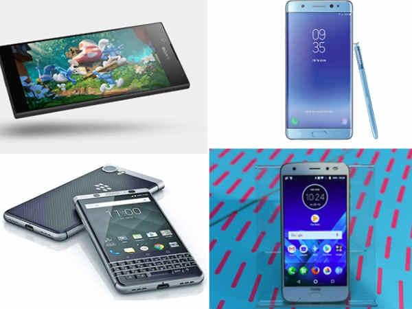 दमदार स्पेसिफिकेशन के साथ इस महीने लॉन्च होंगे ये 7 स्मार्टफोन