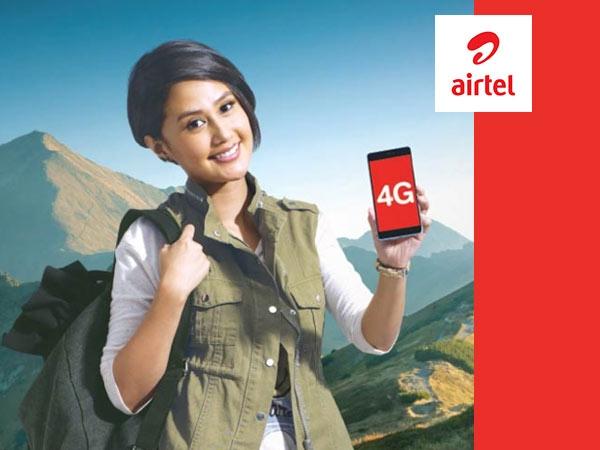 एयरटेल का नया ऑफर, हर दिन मिलेगा 4GB 4G डाटा
