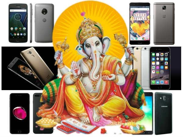 गणेश चतुर्थी : Smartphones की इससे बेहतर डील और कहां!
