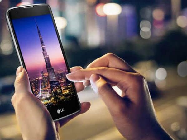 LG K8 भारत में लॉन्च, कीमत केवल 9,999 रु