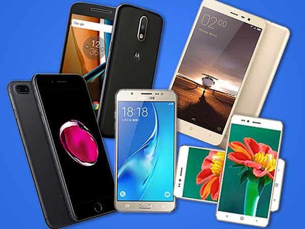 ये हैं टॉप 5 स्मार्टफोन, जिनका जुलाई में रहा बोलबाला