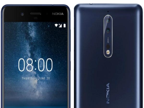 नोकिया का पहला फ्लैगशिप स्मार्टफोन नोकिया 8 आज होगा लॉन्च