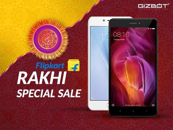 राखी स्पेशल:  Flipkart Sale में लीजिए बेस्ट स्मार्टफोन डील