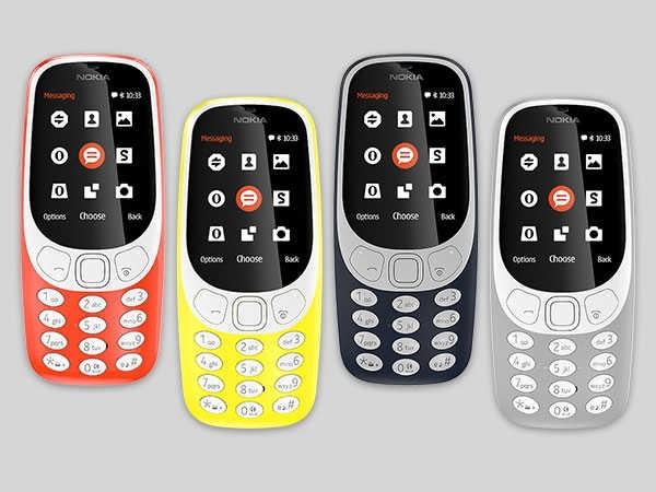 Nokia 3310 का 3जी वैरिएंट जल्द होगा लॉन्च